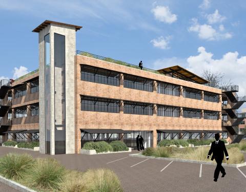 Wittig's Office Building