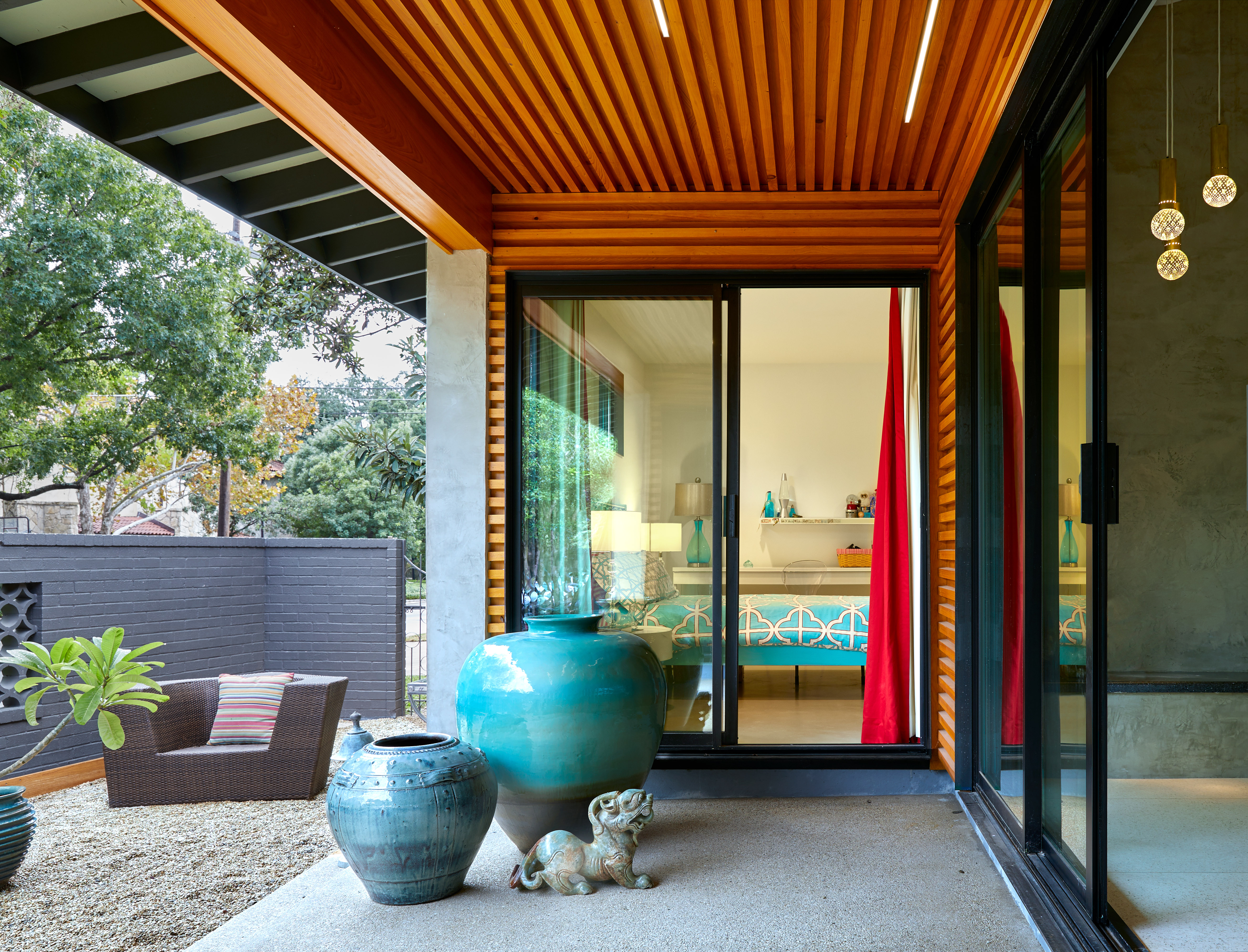 Stanford Midcentury Addition / Remodel
